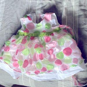 Marmellata Girls Spring Dress